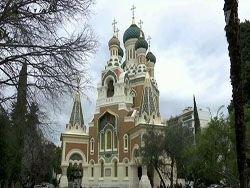 В Ницце открылся православный Свято-Никольский собор