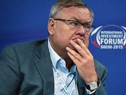 Костин отказался верить в возвращение доллара к 60 рублям