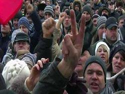 В Кишинёве вновь запланированы многотысячные митинги