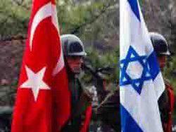 Турция дрейфует в сторону Израиля
