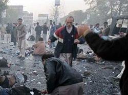 Возмущенных сторонников убитой Беназир Бхутто разогнали слезоточивым газом