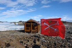 Российские исследователи в Антарктиде получили в подарок к Новому году баню
