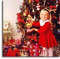 Как подарить малышу праздник в Новый год