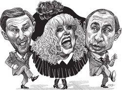 VIP-парад 2007: Ежегодный рейтинг российской элиты