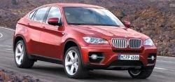 Объявлена цена на BMW X6 в России