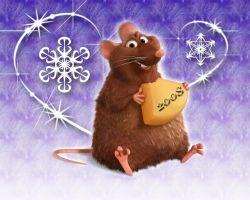 Год Крысы для России будет благоприятным, утверждают астрологи