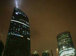 """На крыше башни \""""Федерации\"""" устроят самый высокий новогодний салют"""