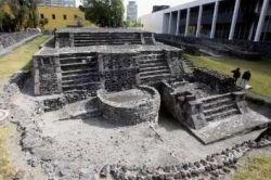 В Мексике найдена 800-летняя пирамида (фото)