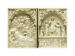 Считавшийся подделкой готический складень признали подлинным XII или XIII века