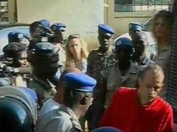 Французские граждане, приговоренные судом Чада к каторге, объявили голодовку