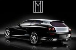 """Кузовное ателье Vandenbrink построит \""""универсальный\"""" Ferrari"""