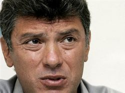 ЦИК снял Бориса Немцова с президентских выборов