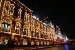 Le Figaro: Московский ГУМ в непрерывном движении