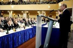 Правительство России назвало главные события во внешней политике