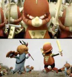 The Masks - новый рекламный ролик плеера Zune от Microsoft (видео)
