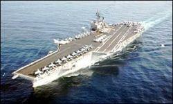 Американский военный корабль спас рыбаков в Средиземном море