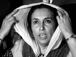 Власти Пакистана согласились эксгумировать тело Беназир Бхутто