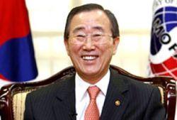 Генсек ООН Пан Ги Мун удивил журналистов