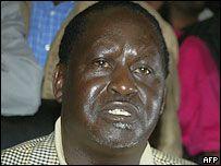 Оппозиция в Кении отвергает итоги выборов