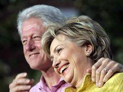 Билл Клинтон не получит должности в администрации своей жены Хилари Клинтон