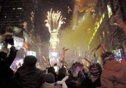 На Таймс-сквер каждый найдет новогоднее пожелание