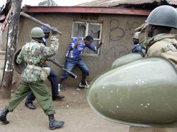 Беспорядки в Кении: 120 человек погибли
