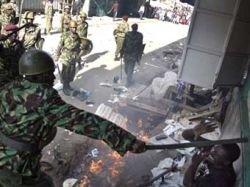 Президент Кении пообещал подавить массовые выступления в стране