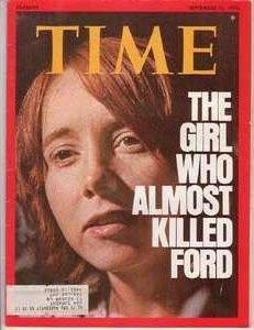 В США из тюрьмы вышла женщина, покушавшаяся на президента Форда