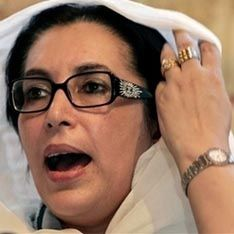 Беназир Бхутто планировала передать сенаторам США компромат на спецслужбы