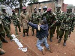 На западе Кении продолжаются беспорядки, за сутки погибли 150-200 человек