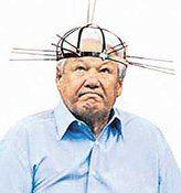 Ельцина оберегал в Кремле «ночной дозор» из экстрасенсов