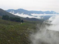 В ЮАР из-за тумана разбился самолет