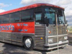 В Техасе разбился автобус с 47 пассажирами на борту