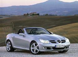 Mercedes представил обновлённый SLK 2008