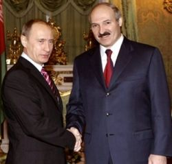 Белоруссия: назад, под крыло Владимира Путина