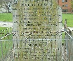 Самые необычные надписи на надгробьях