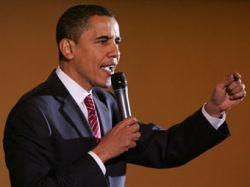 Барак Обама победил Хиллари Клинтон на праймериз в Айове