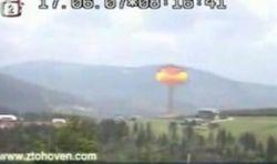 Художников судят за организацию фальшивого ядерного взрыва