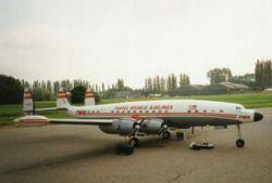 Легендарный самолет Lockheed L-1649 Starliner вновь подымут в воздух