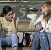 Украинские подростки пьют больше всех в мире