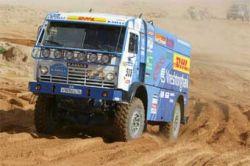 Дакар-2009 пройдет по новому маршруту