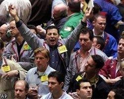 Резкое падение индекса NASDAQ
