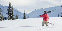 На горнолыжных курортах Чехии - аншлаг
