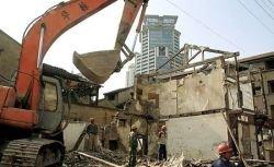 В преддверии Олимпийских игр районы Пекина подвергли безжалостному разрушению (фото)