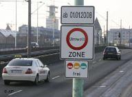 ADAC добивается отмены экологических зон в немецких городах