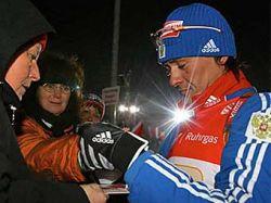 Пять промахов на последнем рубеже лишили россиян наград в биатлонном спринте