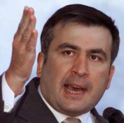 На выборах президента Грузии лидирует Михаил Саакашвили