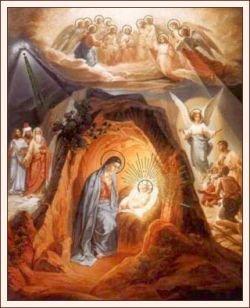 7 января православные христиане отмечают Рождество Христово