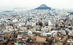 Мощное землетрясение в Греции
