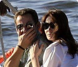 Президент Франции Николя Саркози, возможно, женится в феврале